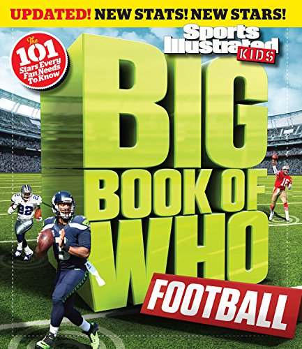 Big Book of Who Football Gift