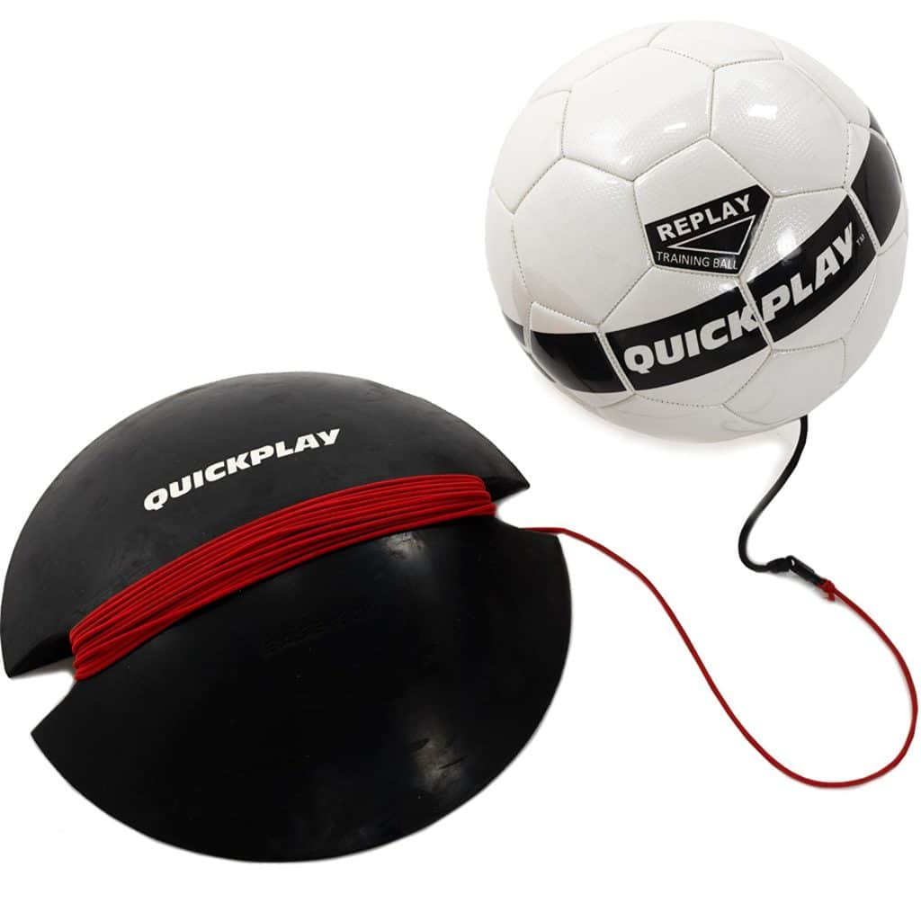 Bungee Cord Soccer Training Ball