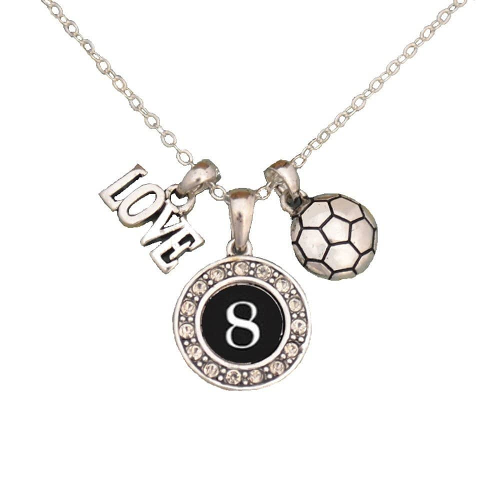 Custom Soccer Necklace