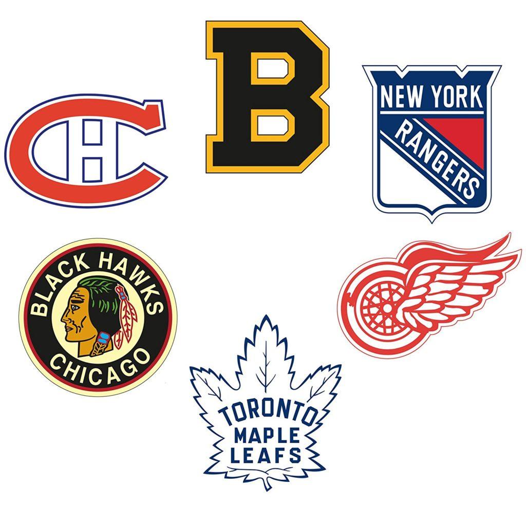 Wall Monkeys Hockey Graphics Gift