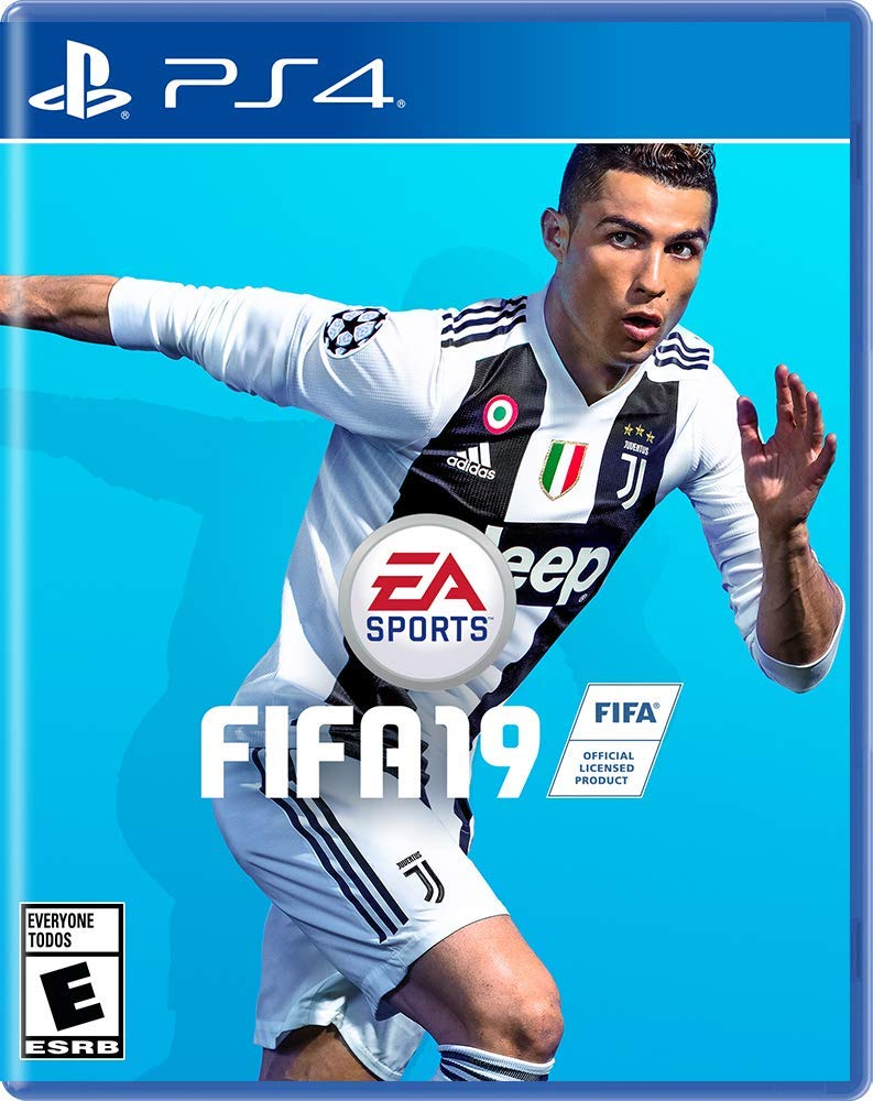 Fifa 19 Soccer Game Gift