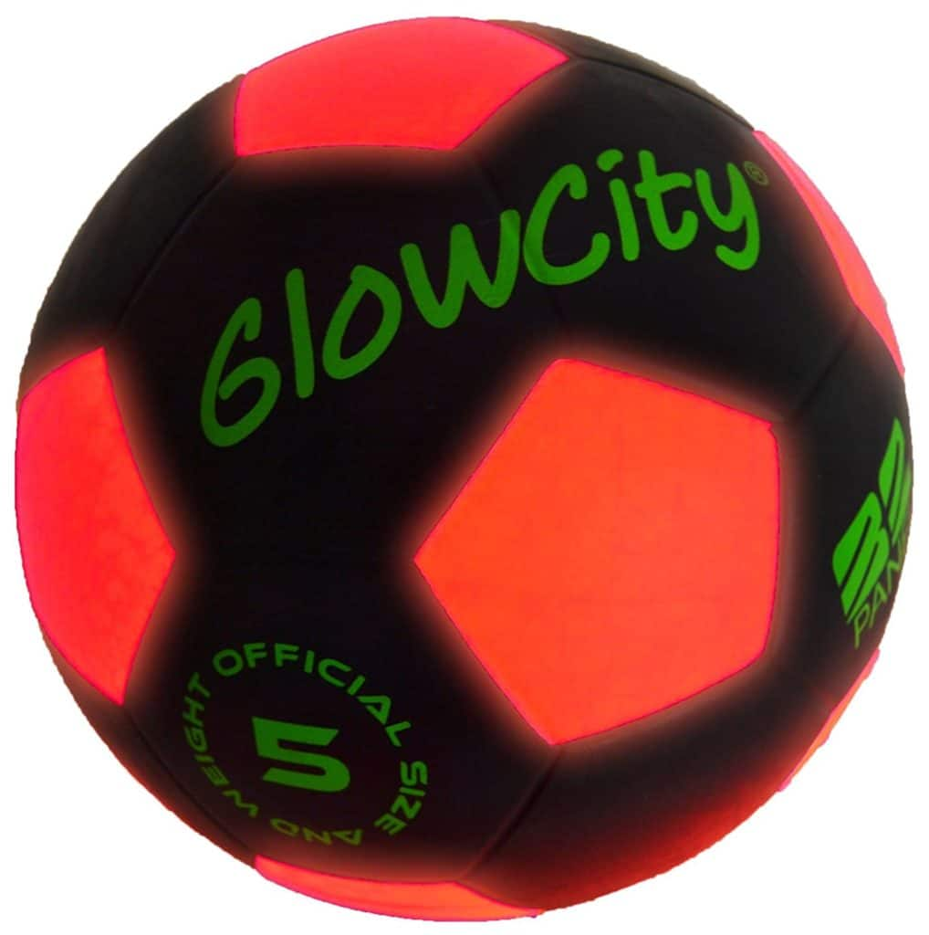 Glow in the Dark Soccer Ball
