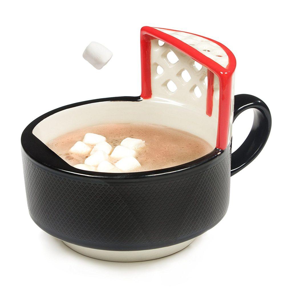 Hockey Mug with a Goal Gift