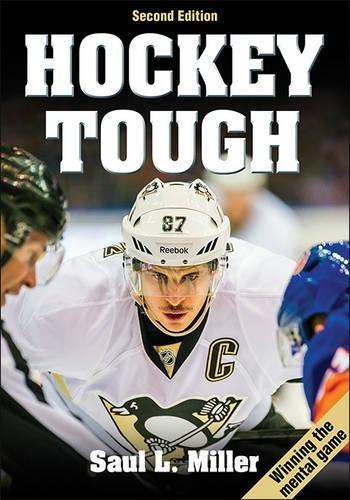 Hockey Tough Book Gift
