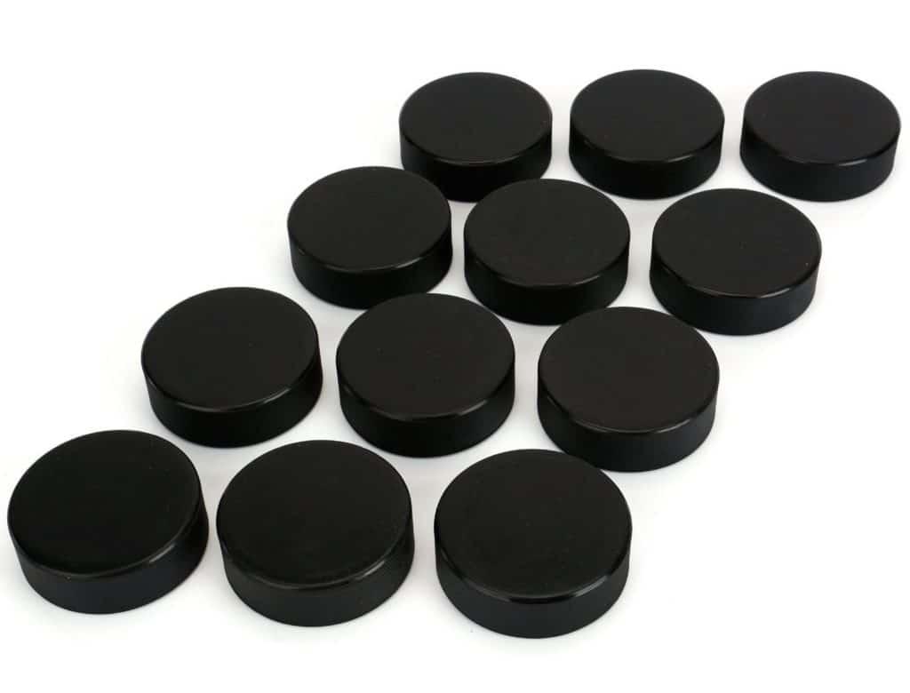 Hockey Pucks 12 Pack