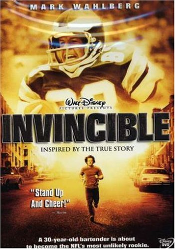 Invincible Football Movie Gift