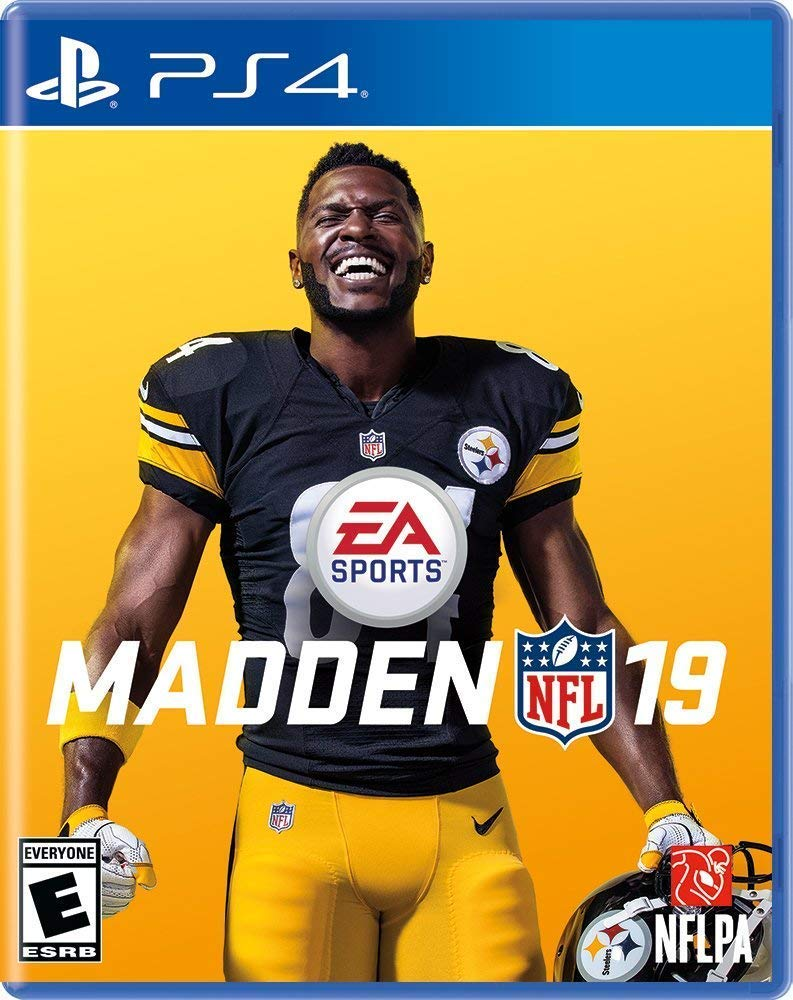 Madden 19 Football Gift
