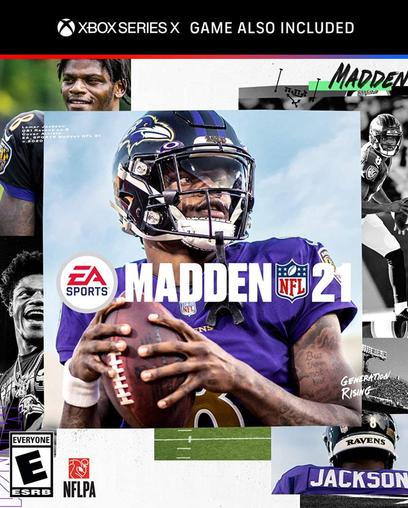 Madden 21 Football Game