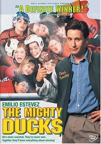 The Mighty Ducks Hockey Movie Gift
