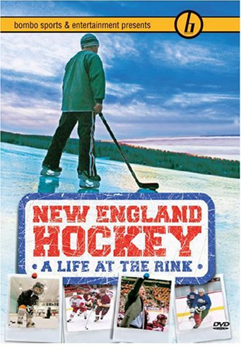 New England Hockey: A Life at the Rink Movie Gift