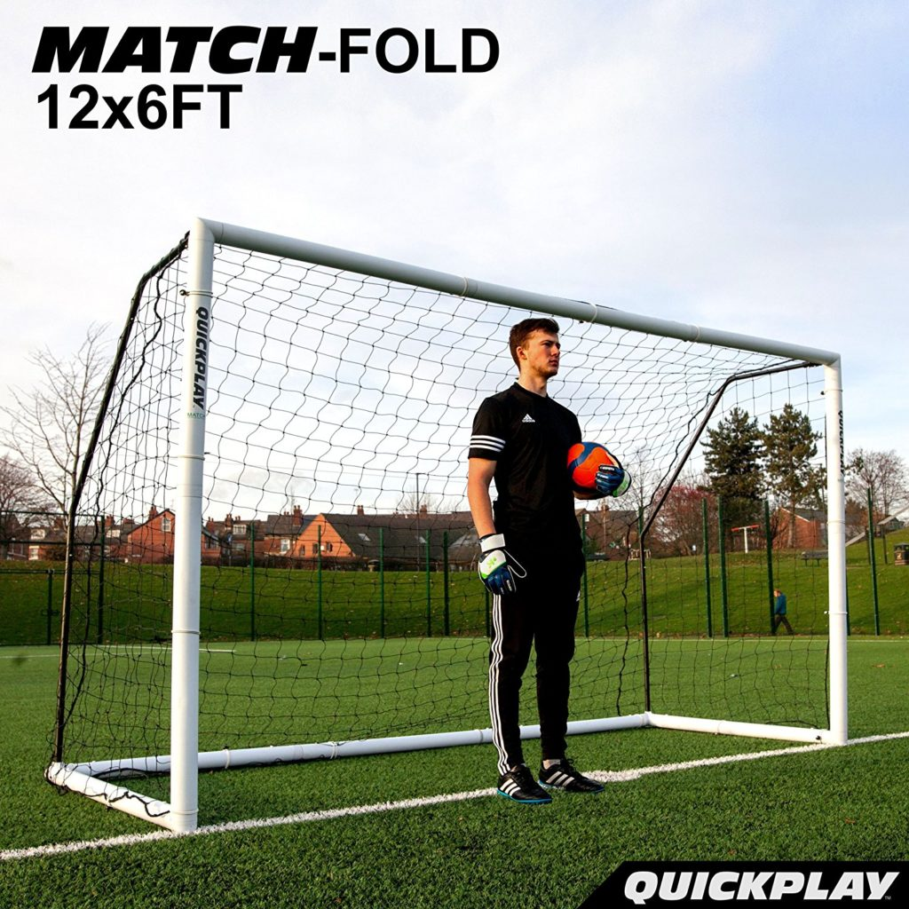 Quickplay Soccer Goal Gift