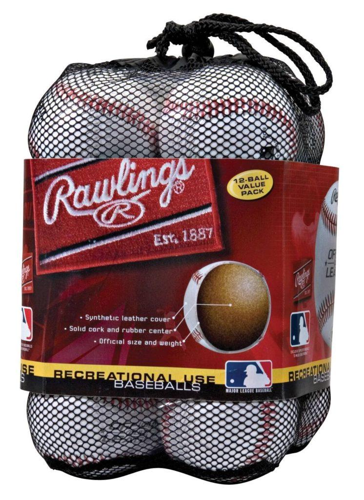 Rawlings Baseballs Gift