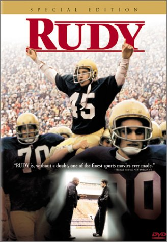 Rudy Football Movie Gift