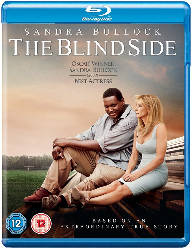 The Blind Side Football Movie Gift