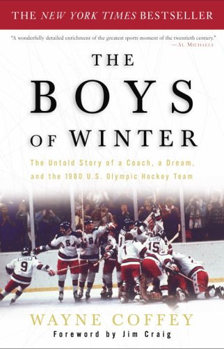 The Boys of Winter Hockey Book Gift