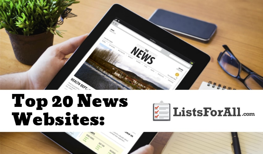 Best News Websites