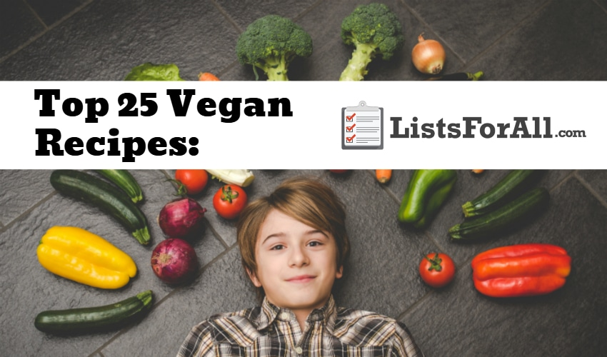 Best Vegan Recipes