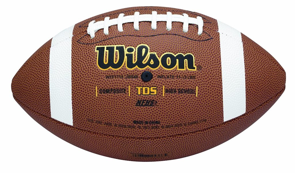 Wilson Composite Leather Football