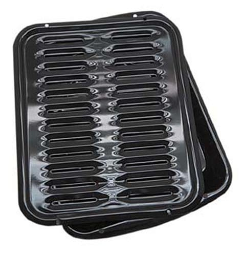 Broiler Pan with Grill