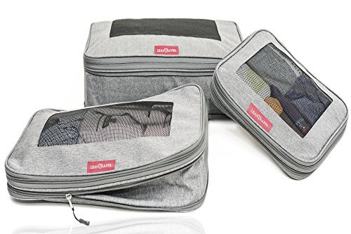 Compression Travel Packing Cubes