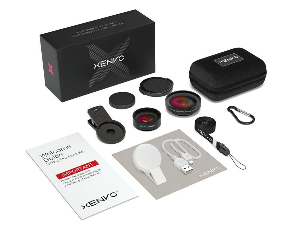 Xenvo Iphone Camera Lens Kit Pro