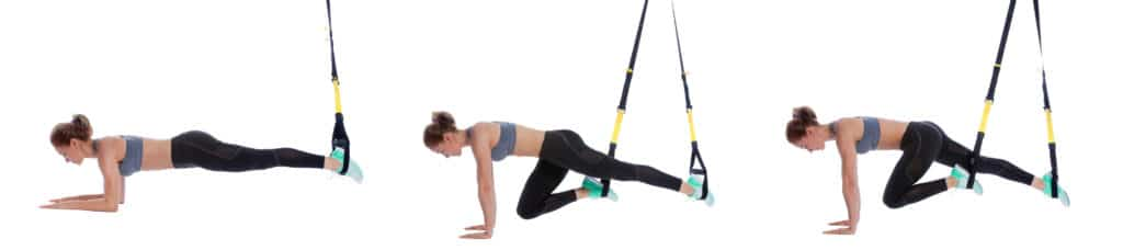 TRX Mountain Climber