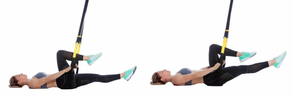 TRX Supine Runner