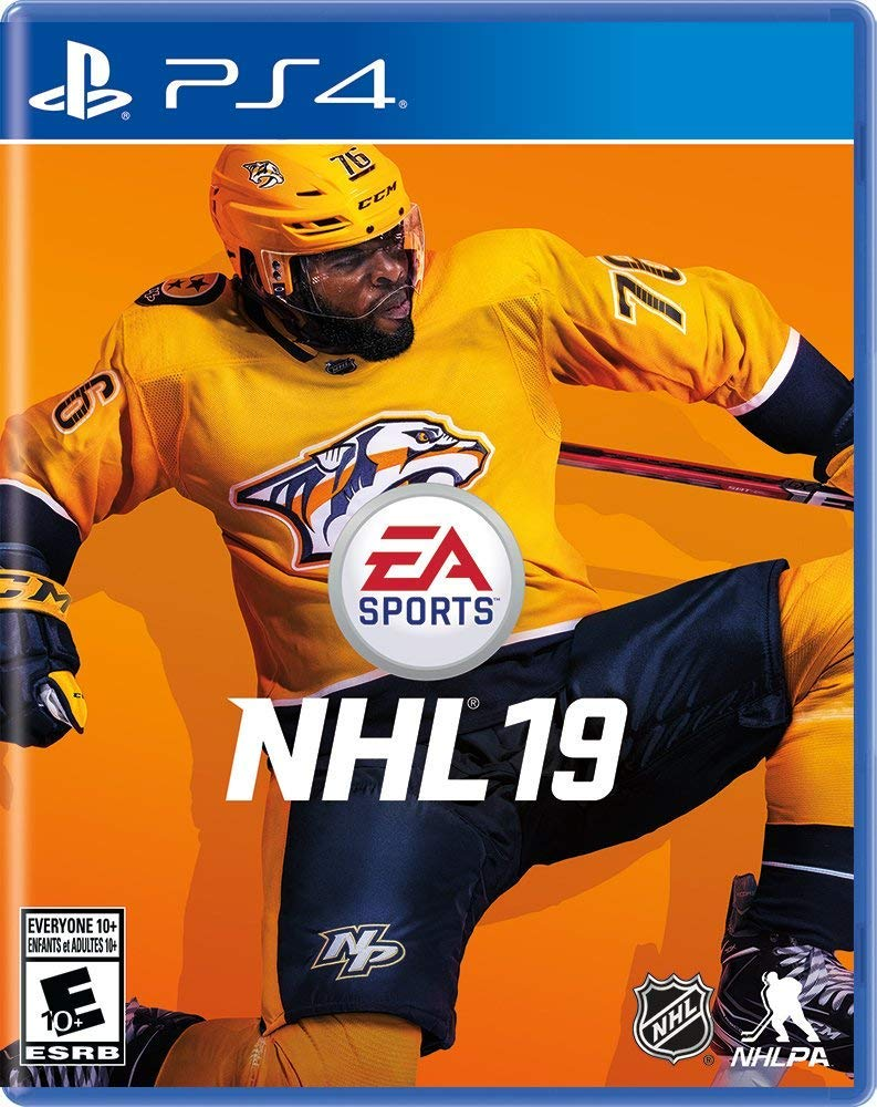 NHL 19 Hockey Gift