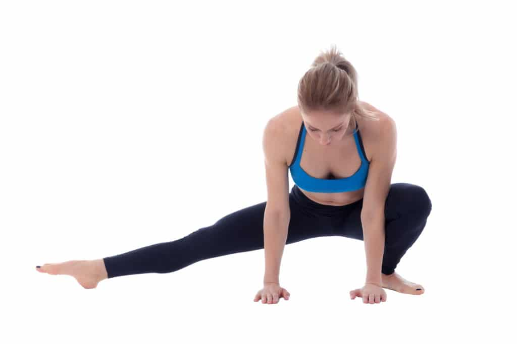 Low Side Lunge Stretch