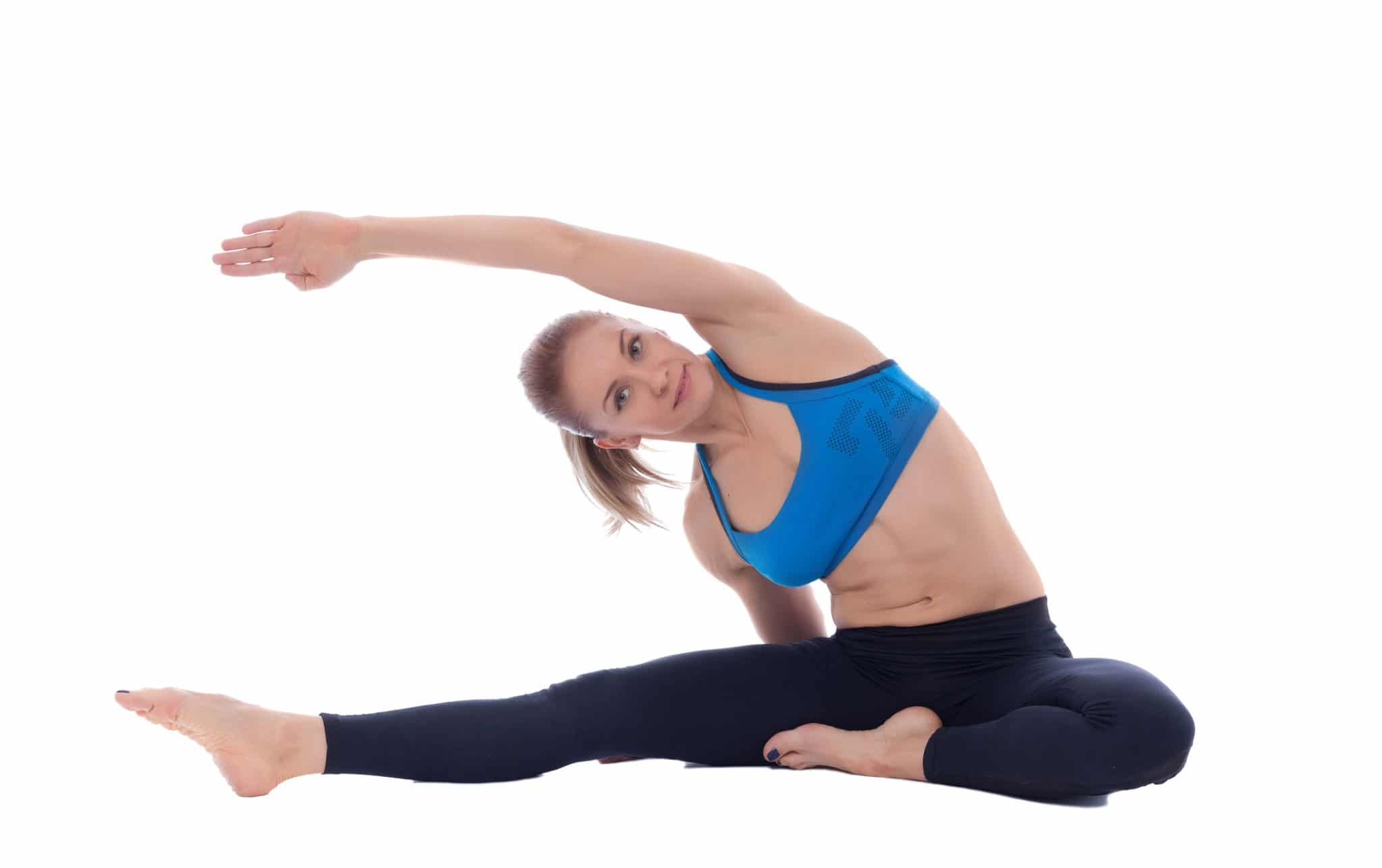 Seated Oblique Stretch