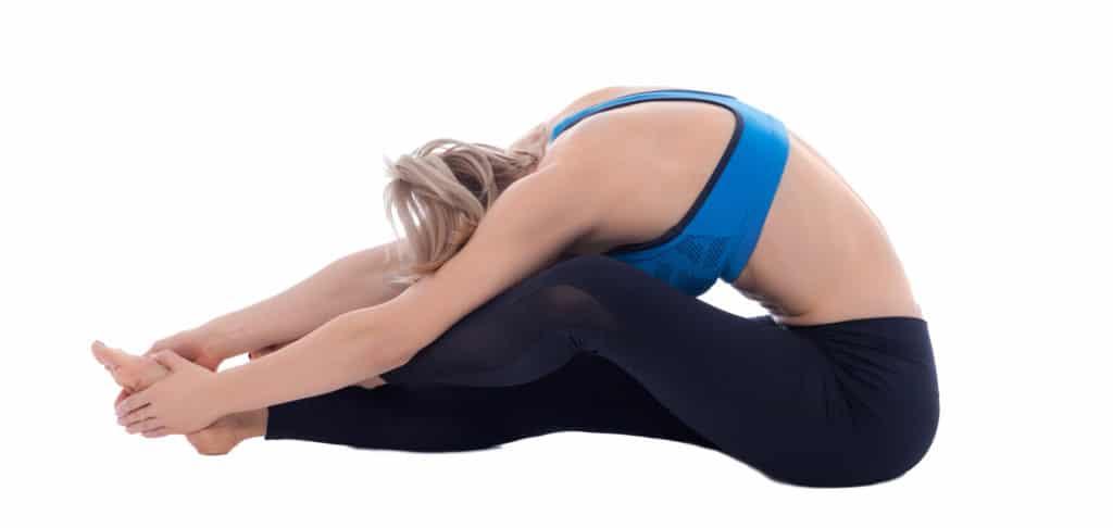 Single Leg Seated Hamstring Stretch