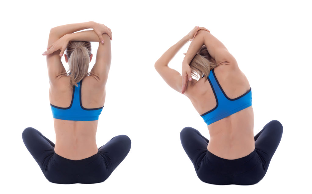 Upper Body Lateral Stretch