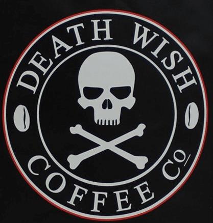 Death Wish Coffee Brand