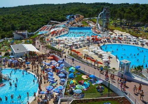 Aquapark Istralandia - Novigrad, Croatia