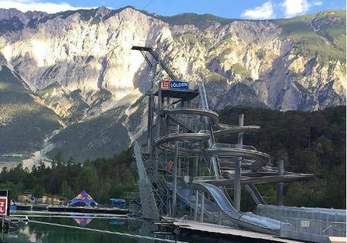 Area 47 Water Park - Innsbruck, Austria