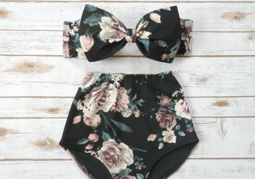 Unique bikini bathing suits on Etsy
