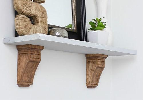 Corbel Shelves