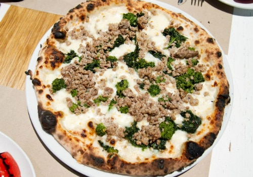 Ribalta Pizzeria - New York City NY