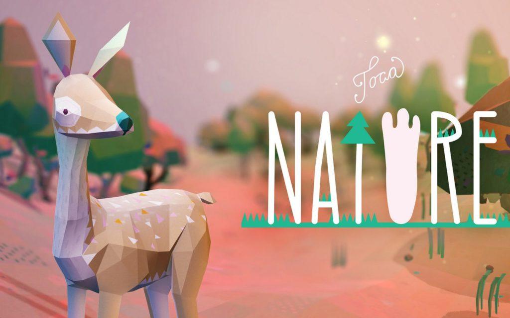 Toca Nature App