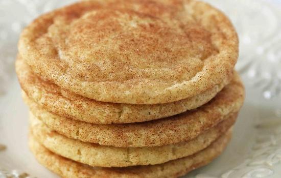 Snickerdoodle Cookie Recipe