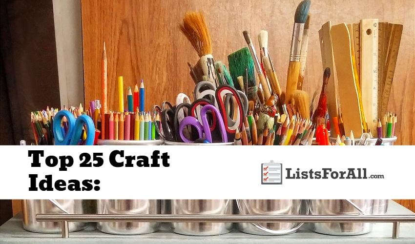 Best Craft Ideas
