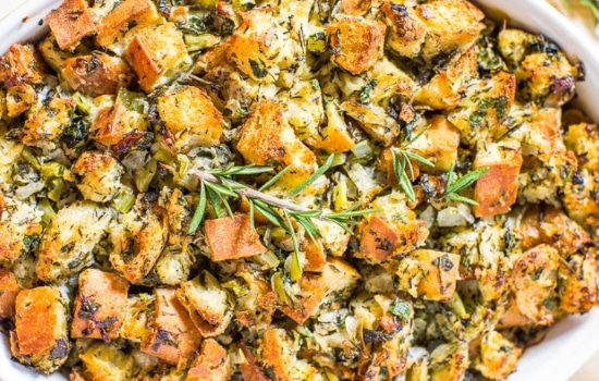 Stuffing and Dressing