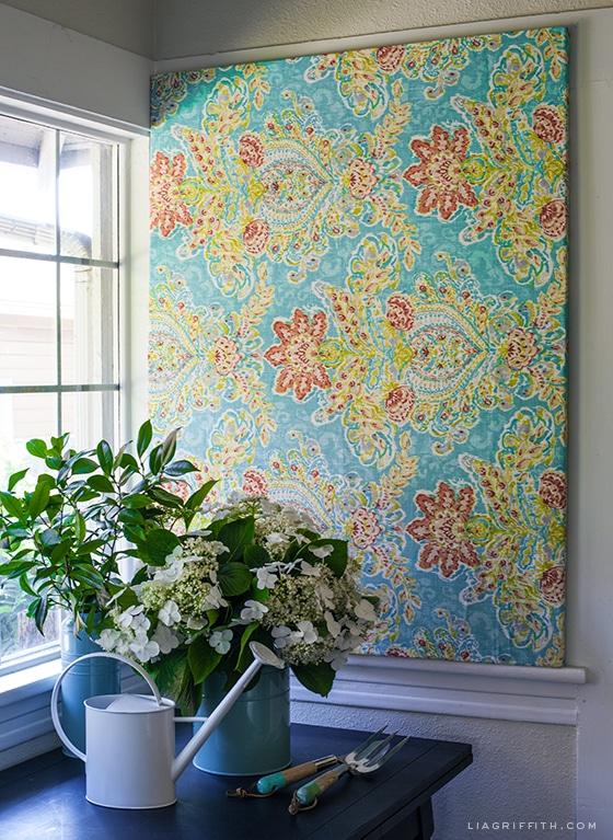 Fabric Canvas Art Craft