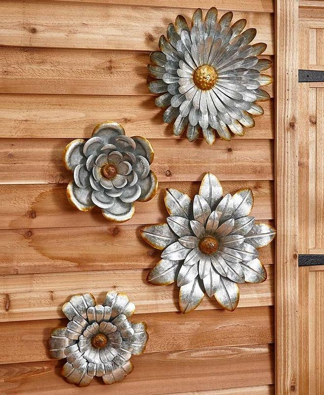 Flower Wall Decor Craft