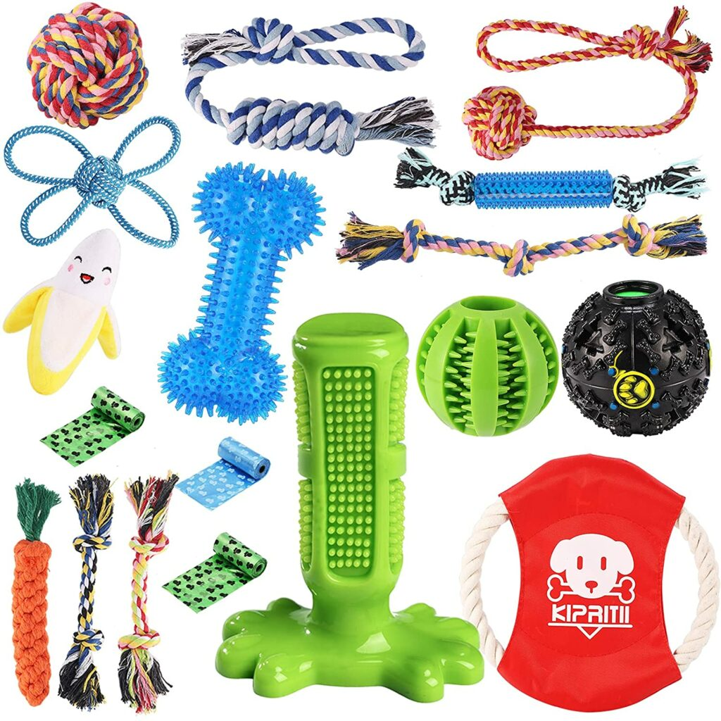 Dog Chew Toy Multi Pack