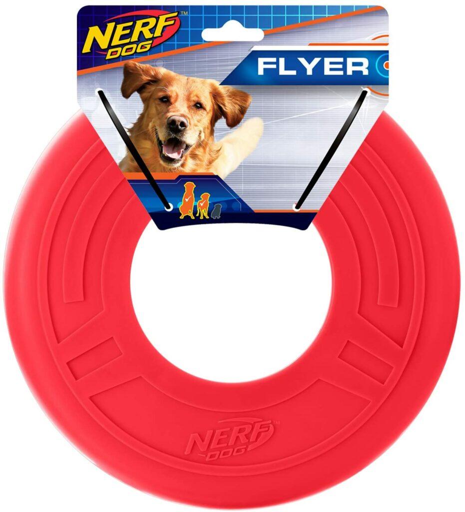 Nerf Dog Flyer Frisbee
