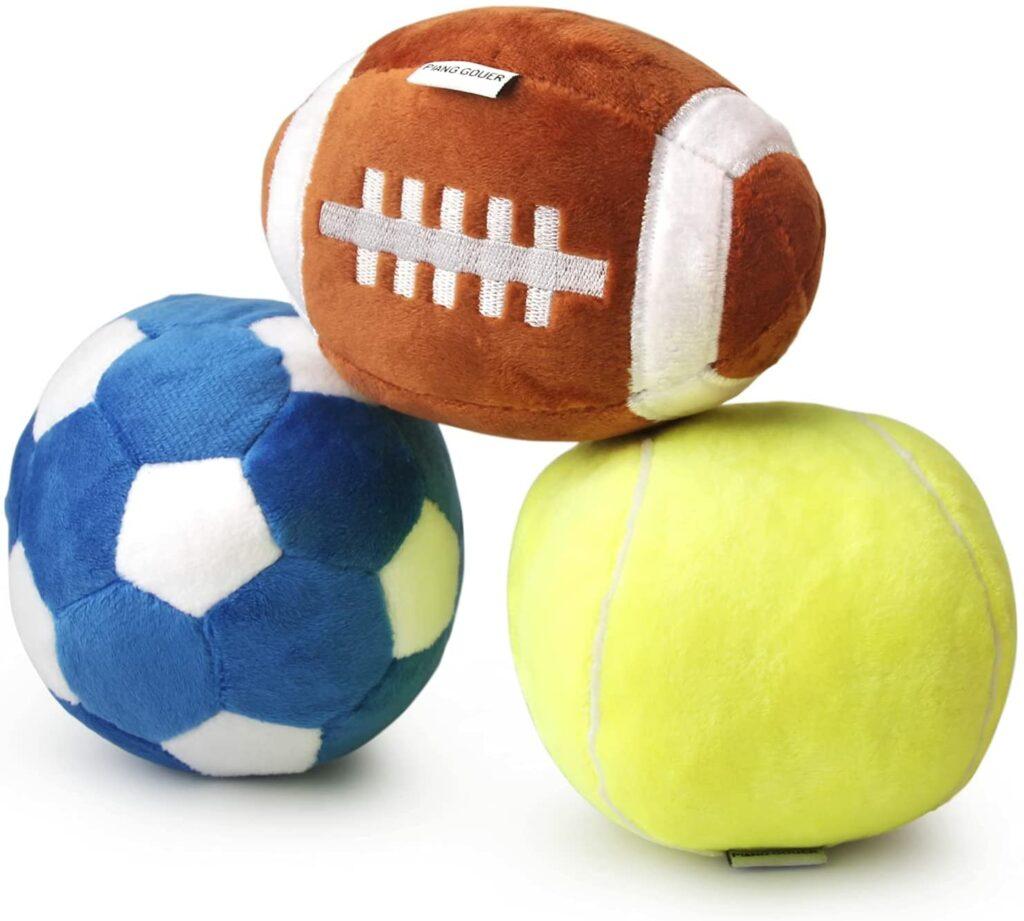 Sports Balls Dog Toys