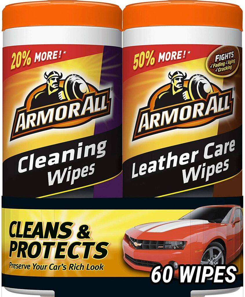 Cleaning Wipes and Leather Wipes