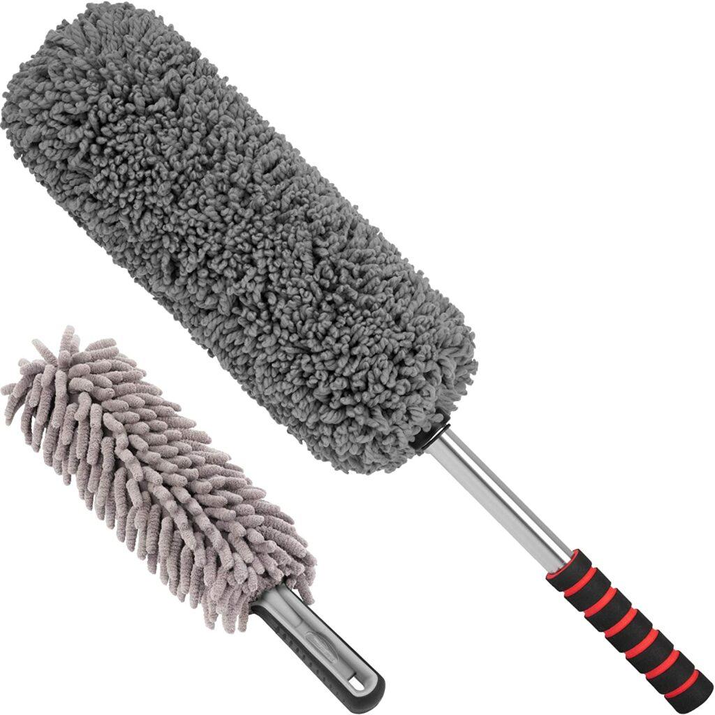 Microfiber Car Brush Duster